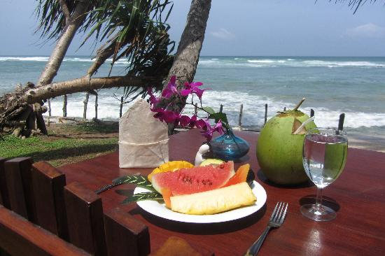 Dine at Azure Beach Villa