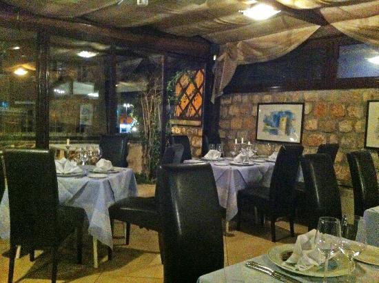 Restaurant Posat: Posat Restaurant, Interior by Absolutely Dubrovnik