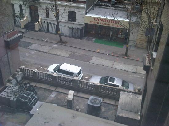 Days Inn Hotel New York City-Broadway: room view