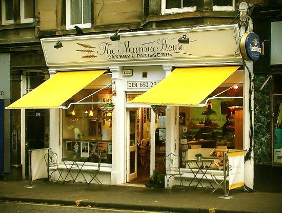 Manna Cafe And Bakery