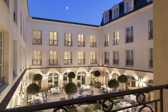 Auberge Du Jeu De Paume Hotel Chantilly Voir Les Tarifs Et 659 Avis