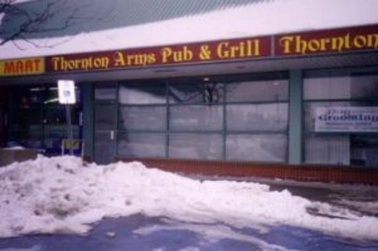 The Thornton Arms