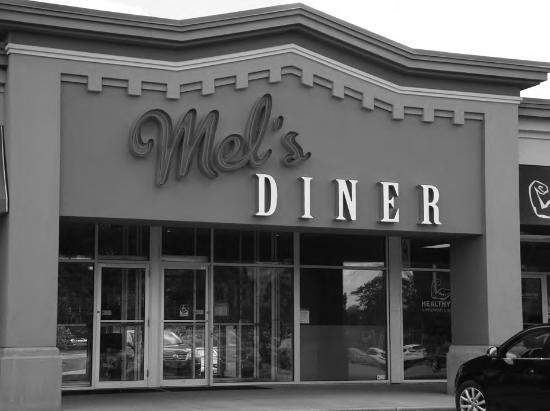 Mel S Diner Kitchener On