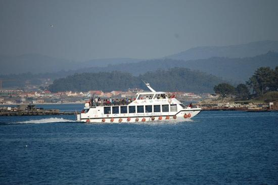 О-Грове, Испания: Catamarán Visión Dous