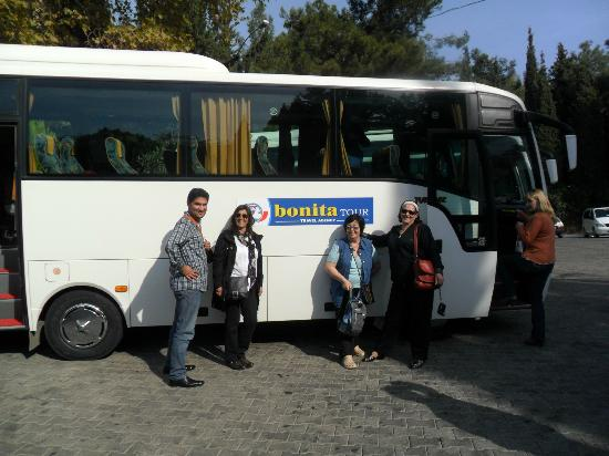 Bonita Tours - Day Tours: Argentina Group in Ephesus