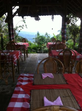 Karangsari Guest House: restaurant
