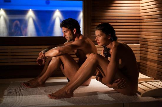 Arco, Italia: sauna finlandese