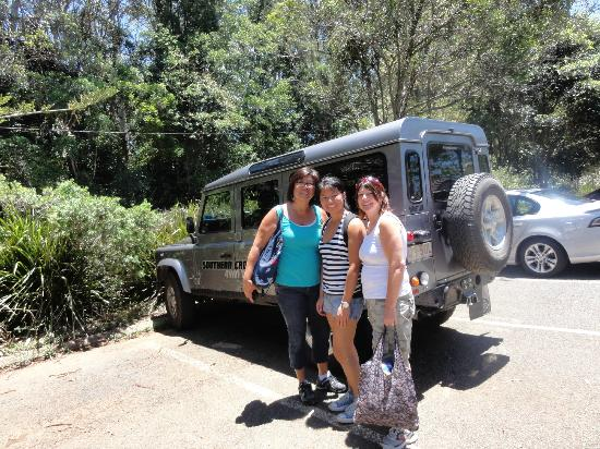Southern Cross 4WD Tours : On our tour