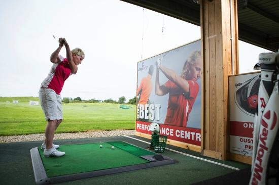 Clays Golf Course: Driving Range
