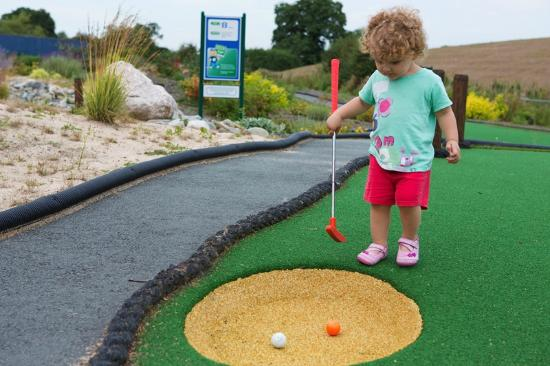 Clays Golf Course: Championship Mini Golf