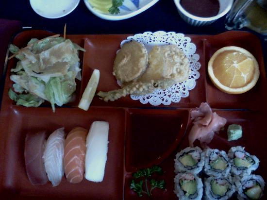 Yamafuji Japanese Restaurant: An enjoyable Box dinner