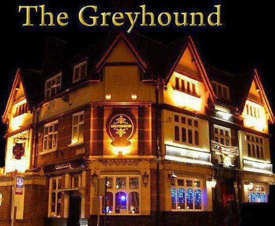 Greyhound Bar & Restaurant