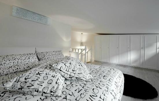 black and white suite (appartamento)