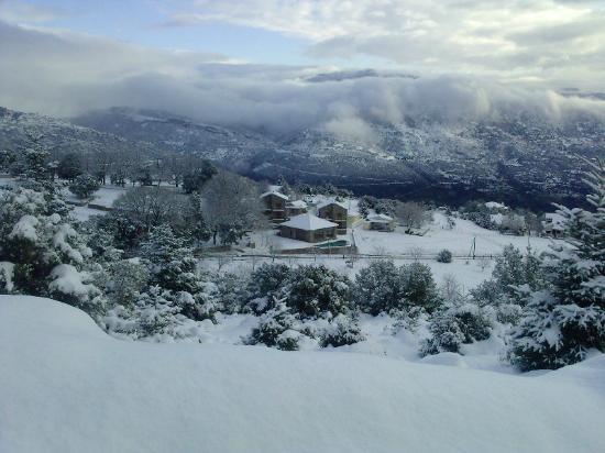 Artemis Kallisti: View to Mounten Parnassus