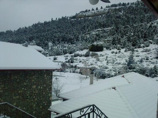 Artemis Kallisti: The winter Rock