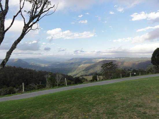 Southern Cross 4WD Tours: Lovely view from the last stop of the day