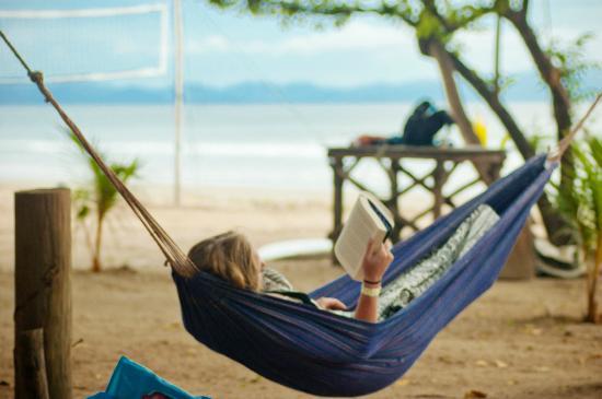 Playa Hermosa Beach Hotel: hotel de playa frente al mar