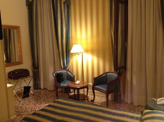 Bella Venezia: Chambre 205
