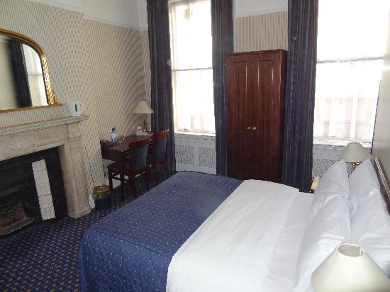 Regency House Hotel: Double room
