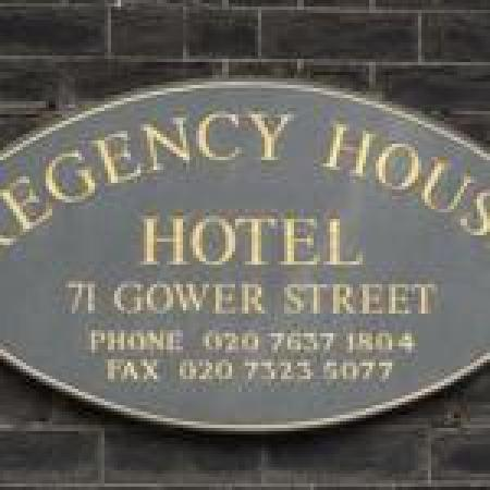 Regency House Hotel: Entrance