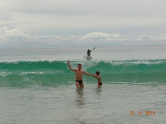 Le Meridien Phuket Beach Resort: Море.