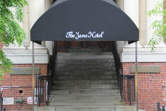 The Jane: Front of hotel