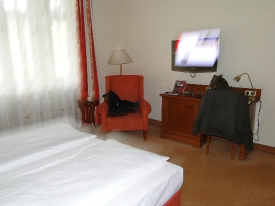 Hotel Stefanie: 3rd floor room
