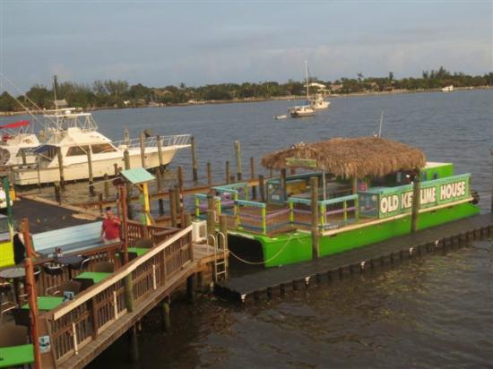 Old Key Lime House Pier