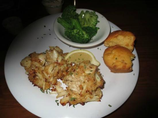 Old Key Lime House Crab Cakes