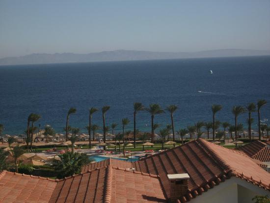 Ecotel Dahab Bay View Resort: View from balcony