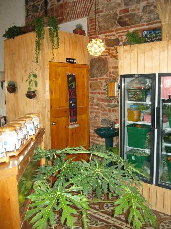 Pitaya Juice Bar: Pitaya
