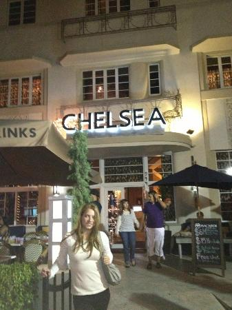 Chelsea Hotel Miami Beach Information