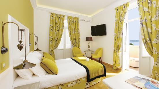 """Hotel Royal Bon Repos: chambre """"prestige"""""""