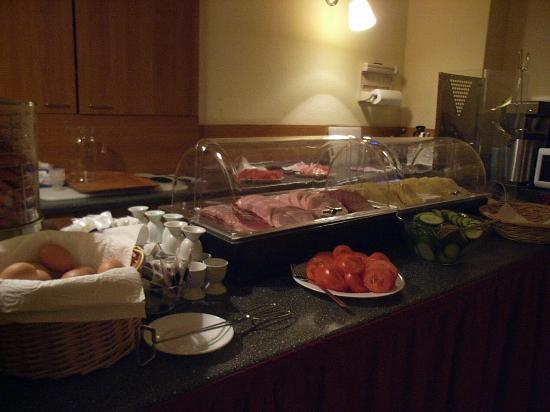 Hotel Abendstern: All-you-can-eat buffet