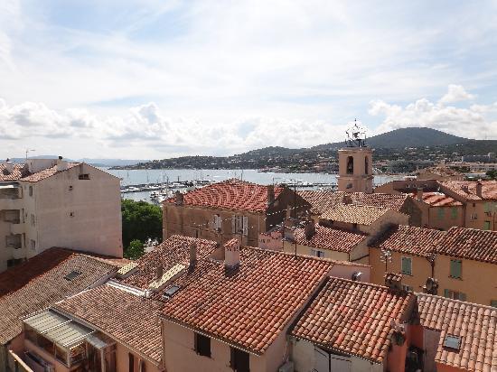 Hotel Royal Bon Repos : vue des chambres