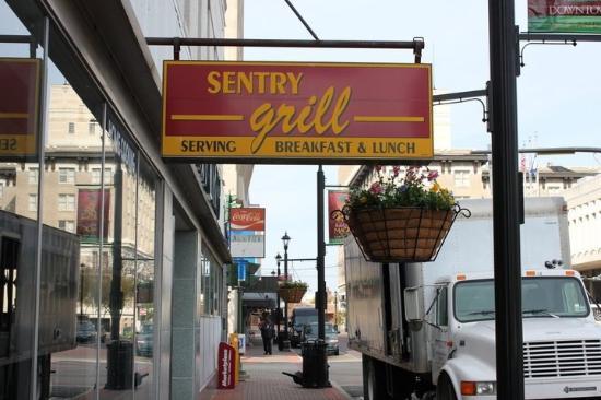Sentry Grill