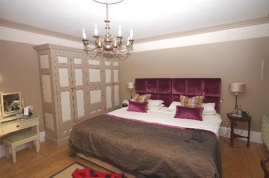Horn of Plenty Restaurant: Main House bedroom