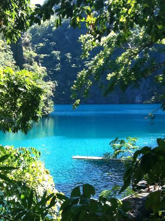 Patrik & Tezz Guesthouse: Kagayan Lake,Coron Island 