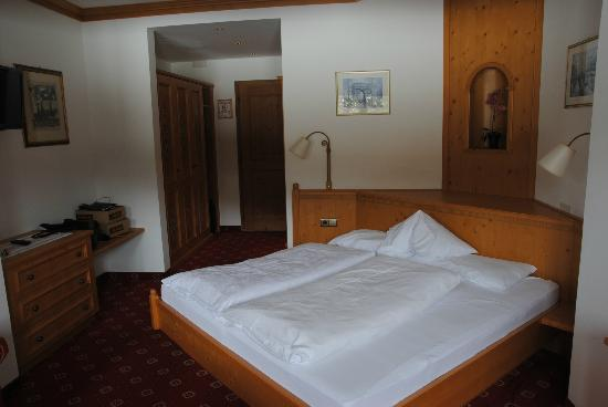 Hotel Hubertushof: camera