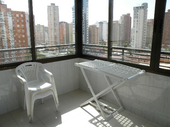 Gemelos 12: Terraza / Balcony