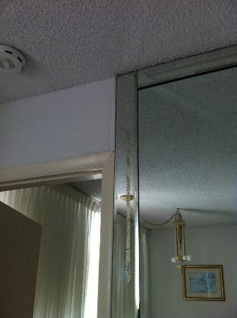 هوليوود بيتش تاور: Rusted mirrors 