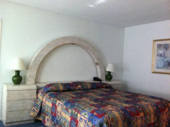 هوليوود بيتش تاور: Main bedroom 