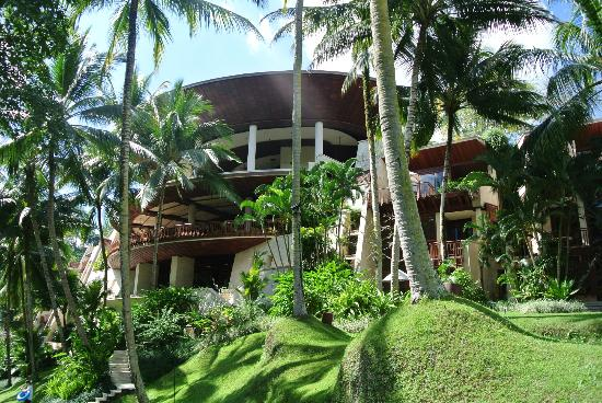 Four Seasons Resort Bali at Sayan: main building
