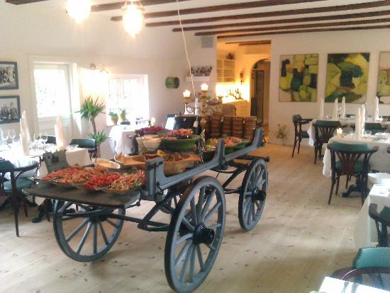 Laerkely Hotel: Restauranten