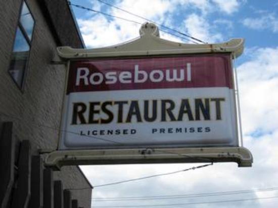 Rose Bowl Restaurant Photo