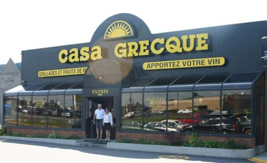 Restaurant Casa Grecque Photo