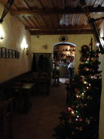 Svambersky dum Hotel: bar