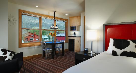 Hotel Minturn: premier room
