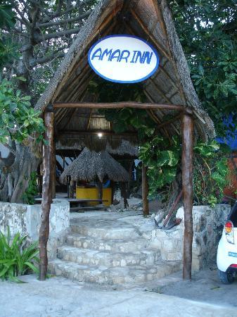 Amar Inn B&B: Gateway to hotel