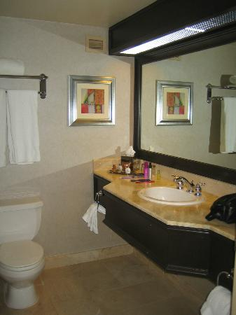 Treasure Island - TI Hotel & Casino: Bathroom